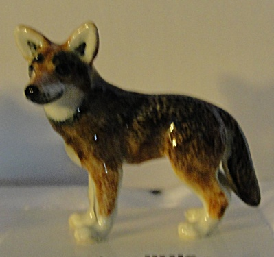 Little Critterz Lc838 Red Wolf