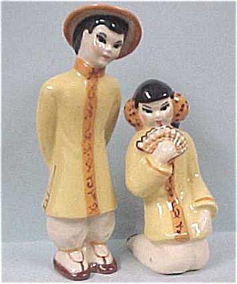 Cas Oriental Man & Woman