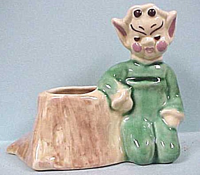 Walker Pottery of California Pixie Planter (Image1)
