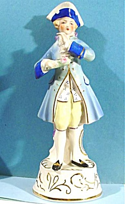 Coventry Ware Porcelain Colonial Boy Figurine (Image1)