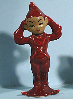 Red Standing Pixie (Image1)