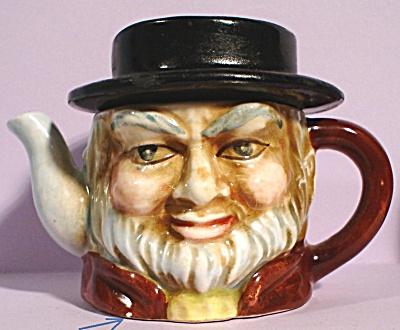 Enesco Miniature Man's Head Teapot (Image1)