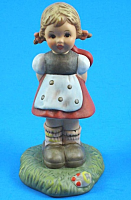 1996 Goebel Hummel Girl - For the One I Love (Image1)