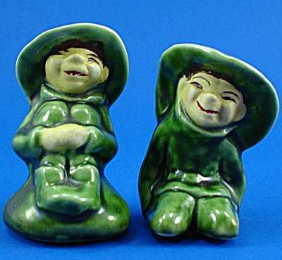 Elbee Art of Cleveland Ohio Pixie S/P Shakers (Image1)
