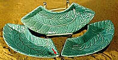 Trio of Lazy Susan Dishes (Image1)
