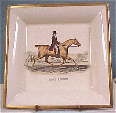 Nelson Lebo Horse Dish (Image1)