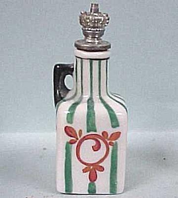 Barvaria Crown Top Porcelain Perfume Jug (Image1)