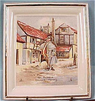 Vanderwood Oliver Twist Wall Hanger Plate (Image1)