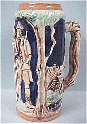 1950s Small Japan Ceramic Stein (Image1)