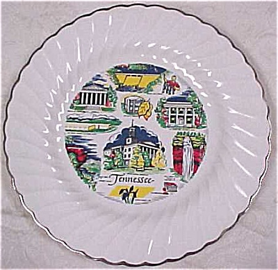 Tennessee Souvenir Plate (Image1)