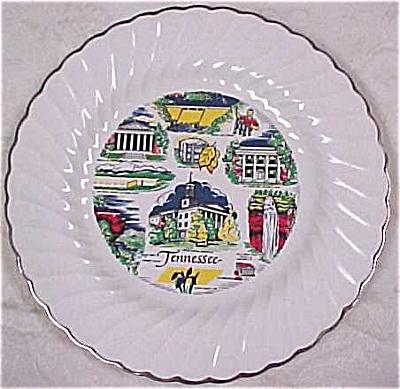 Tennessee Souvenir Plate (Image1)