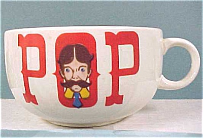 Ceramic Soup Cup ''Pop'' (Image1)
