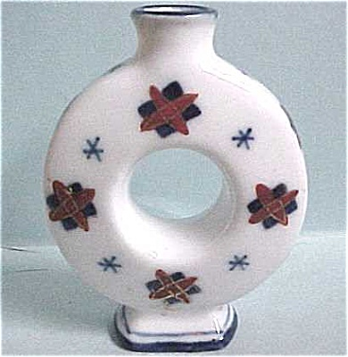 Miniature Porcelain Perfume Bottle (Image1)