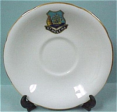 Royal Grafton Bone China St. Helena Saucer (Image1)