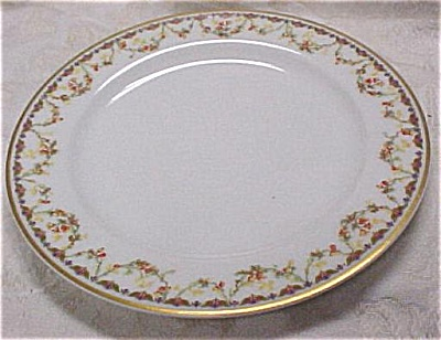 Haviland Limoges Plate Pair