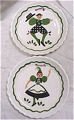 1950s Dancing Boy & Girl Wall Hanger