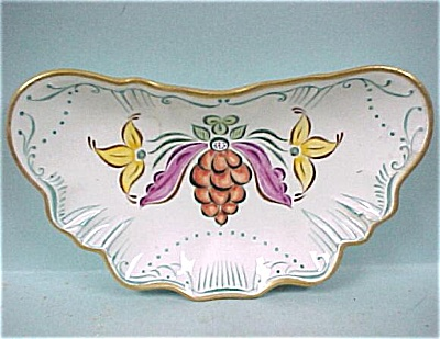 Norge' Hand Painted Johnson Bros Dish (Image1)