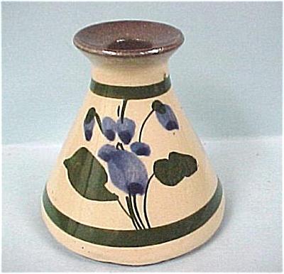 England Miniature Devonshire Violets Vase (Image1)