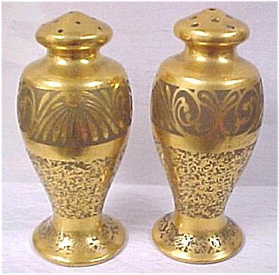 Lerov Art Nouveau Salt Papper Set (Image1)