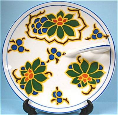 German Porcelain Nappy (Image1)