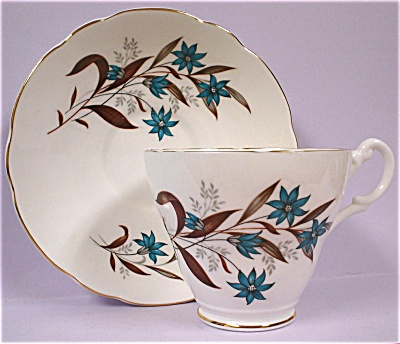 Royal Ascot Teacup and Saucer (Image1)