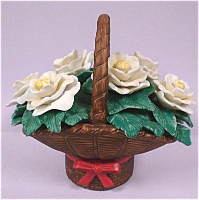 1990 Princeton Porcelain Camellias Miniature (Image1)