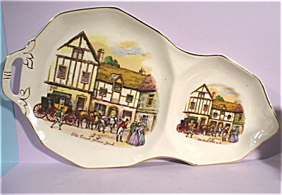 Royal Tudor Ware Snack Plate (Image1)