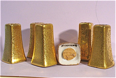Stouffer's Miniature Individual S/P Shakers (Image1)