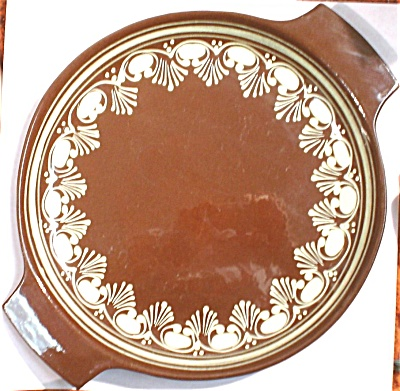 Hungary Slip Decorated Earthenware Platter (Image1)
