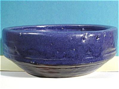 Heavy Stoneware Low Dish - Dog Dish? (Image1)