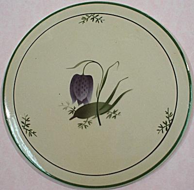 Royal Copenhagen Hotpad Trivet Plate (Image1)