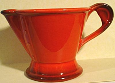 Metlox Red Rooster Creamer (Image1)