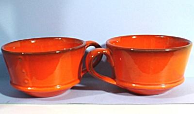Metlox Red Rooster Cup (Image1)