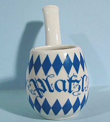 Small German Pipe Shaped Cup (Image1)