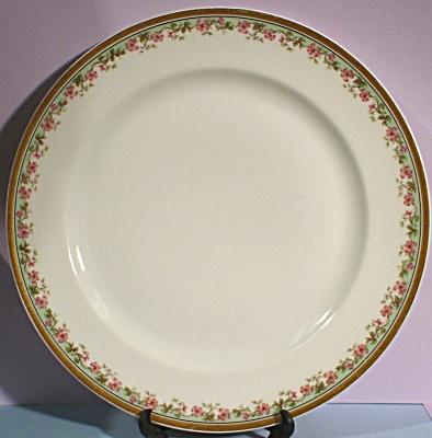 Haviland Limoges Plate (Image1)