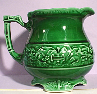 Beautiful Old Pitcher (Image1)