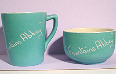 """""""Fountains Abby"""" Cup and Bowl (Image1)"""