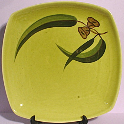 Winfield Eucalyptus Pattern Plate (Image1)