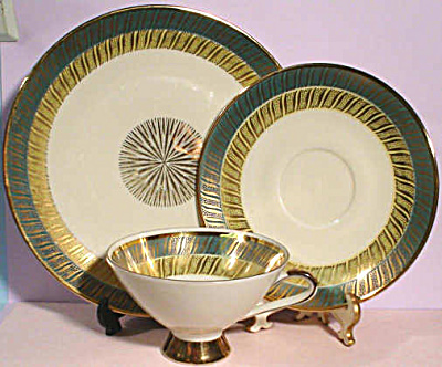 Winterling Marktleuthen Trio - Cup Saucer Plate (Image1)