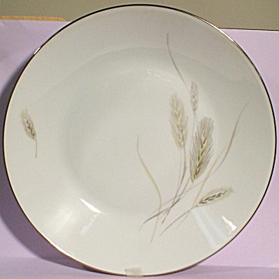 Rosenthal Regina Wheat Large Soup Bowl (Image1)