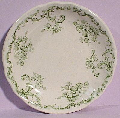 Avondale Hadley England Porcelain Butterpat (Image1)