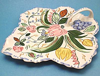 Blue Ridge Maple Leaf Plate (Image1)