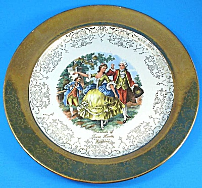 WS George Sabin Scene Plate (Image1)