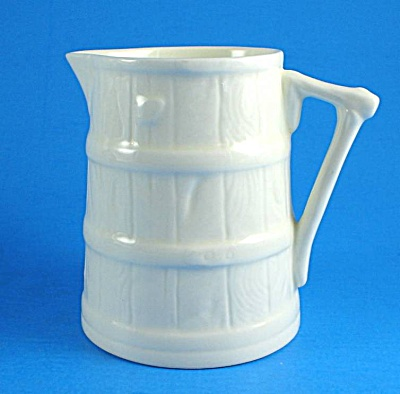 Royal Worcester Small Barrel Creamer