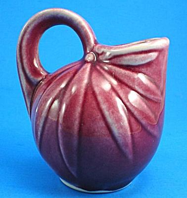 1930s/1940s Miniature Art Pottery Pitcher (Image1)