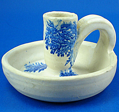 Holly Hill Pottery Candle Holder (Image1)