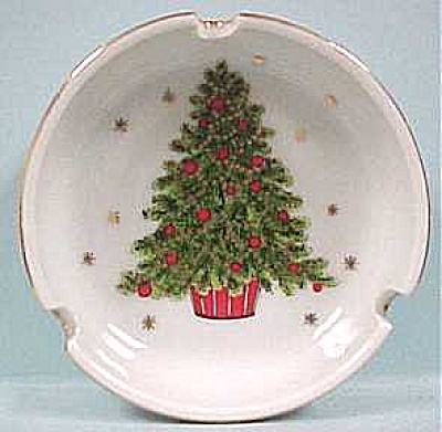 Christmas Tree Ashtray