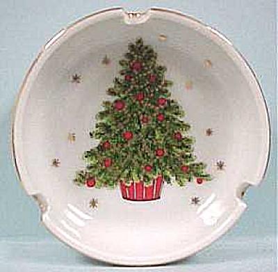 Christmas Tree Ashtray (Image1)