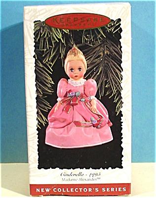 Hallmark Ornament Madame Alexander Cinderella (Image1)