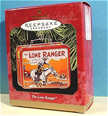 Hallmark Ornament 1997 Lone Ranger (Image1)